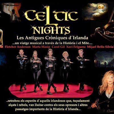 CELTIC NIGHTS  Les Antigues Crniques d Irlanda