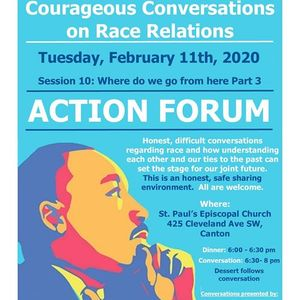 Action Forum Courageous Conversations on Race Relations 10