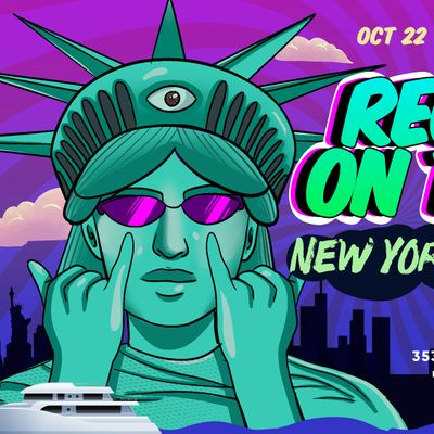 Reggaeton on the River - Latin Music Boat Party NYC