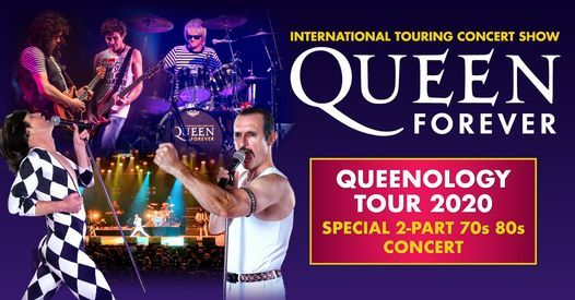 QUEEN Forever - The Palms at Crown