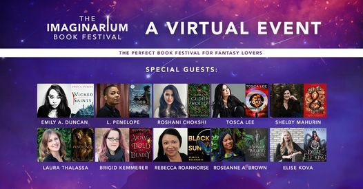 Imaginarium Book Festival 2021, 8 May   Online Event   AllEvents.in