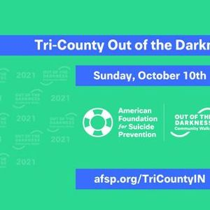 2021 Tri-County Indiana Out of the Darkness Walk