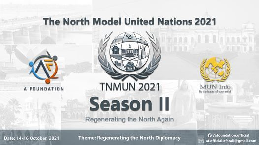 The North Model United Nations 2021, 14 October   Event in Dhaka   AllEvents.in