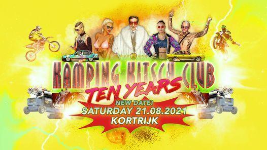 Kamping Kitsch Club 2021, 21 August   Event in Kortrijk   AllEvents.in