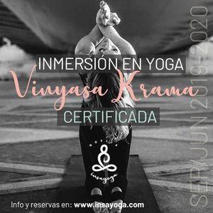 Inmersin en Yoga Vinyasa Krama