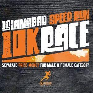 Islamabad Speed Run  10k Race