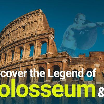 FREE Colosseum and the Legend of Roman Gladiators Virtual Tour