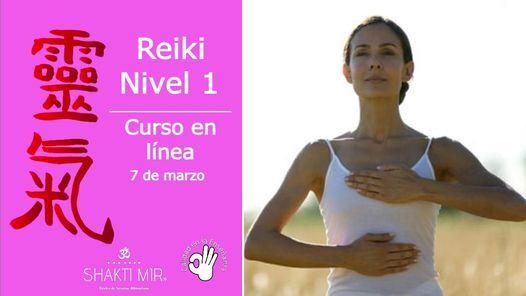 Reiki Nivel 1, en línea, 7 March | Event in Naucalpan De Juárez | AllEvents.in