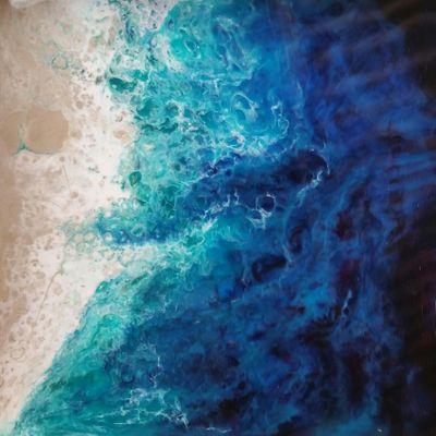 Geode Resin Art Workshop