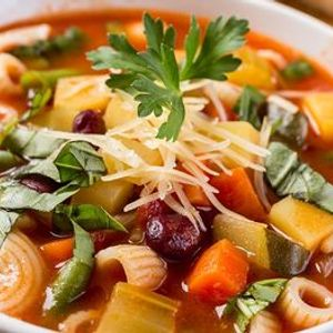 Minestrone Magic (Online Cooking Demo)
