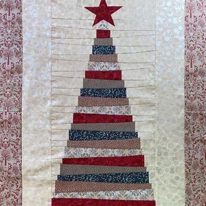 Christmas Tree Wall Hanging Course