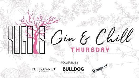 Gin & Chill Thursday pwrd. by The Botanist, 4 March | Event in Zagreb | AllEvents.in