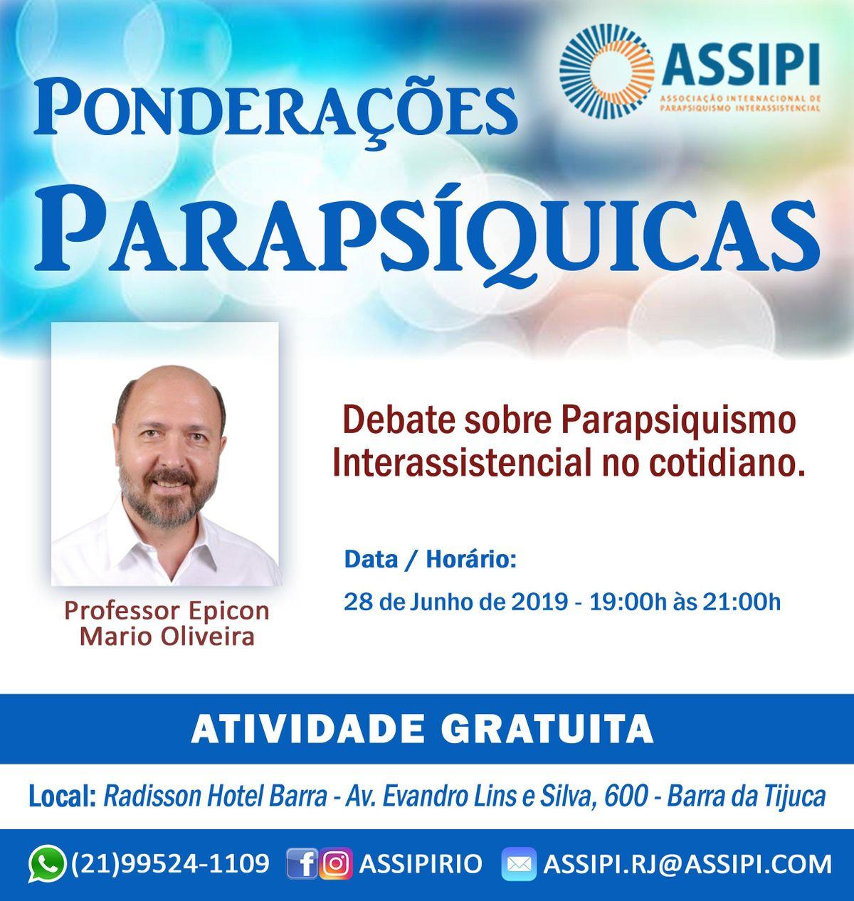 Ponderaes Parapsquicas