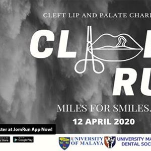 Cleft Lip and Palate (CLAP) Charity Run 2020