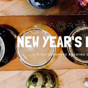 New Years Eve Cheer at Glenmere Brewing Co.