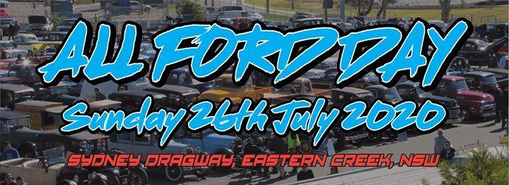 All Ford Day - Sydney (Eastern Creek)