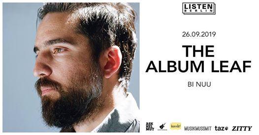 The Album Leaf  Berlin