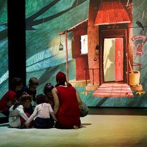 Famiglie a Teatro - Babayaga