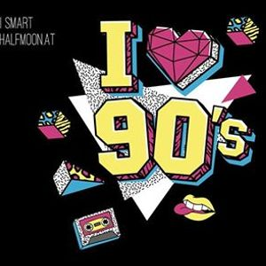 The 90s Party at Half Moon