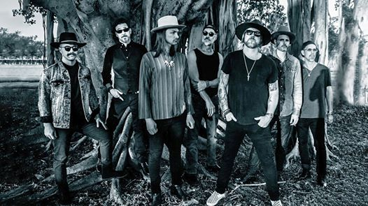 POSTPONED - The Allman Betts Band w JD Simo Roosevelt Diggs