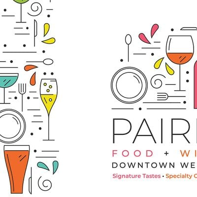 Pairings  Food & Wine Event
