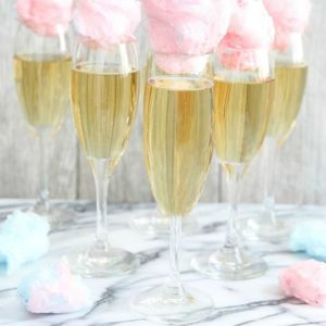 Bubbly Fun Champagne Pairing - Kid friendly