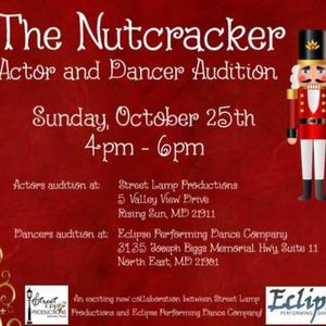 Eclipse Auditions ACT II of The Nutcracker