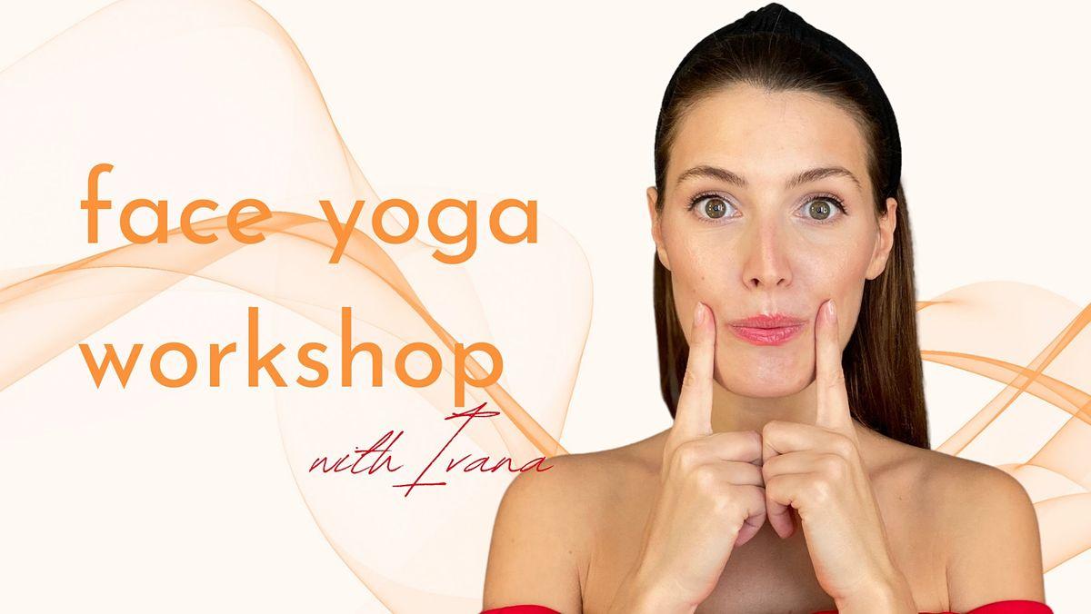 Face Yoga Workshop, 27 September   Online Event   AllEvents.in