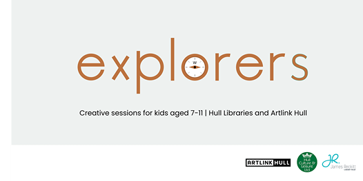 Young Explorers- Gipsville Library | Event in Kingston Upon Hull | AllEvents.in