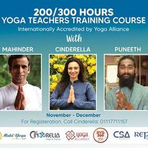 200-300 Teachers Training Course