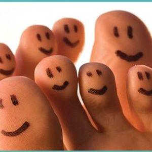 Supple & Happy Feet