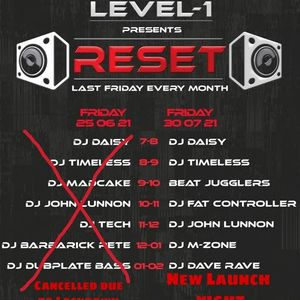 RESET Launch Party