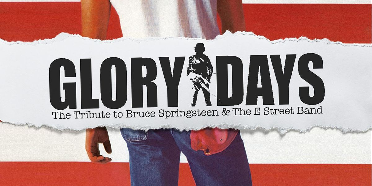 Glory Days - A tribute to Bruce Springsteen & The E Street Band, 18 September | Event in Wigan | AllEvents.in