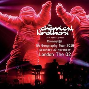 The Chemical Brothers live at The O2 London England