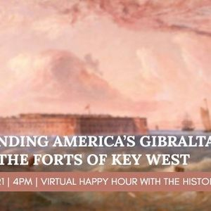 Virtual Happy Hour with the Historian