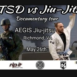 PTSD vs Jiu-Jitsu- AEGIS Jiu-Jitsu