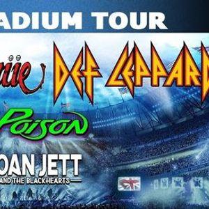 The Stadium Tour Motley Crue & Def Leppard at FirstEnergy Stadium
