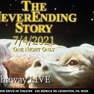 THE NEVERENDING STORY with Noah Hathaway ATREYU Live