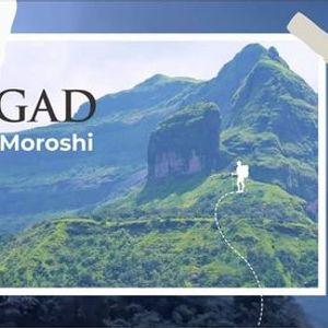 Trek To Bhairavgad Moroshi