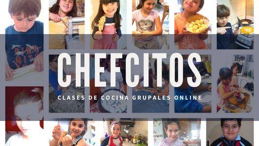 Clases de Cocina Fcil para Nios - Online