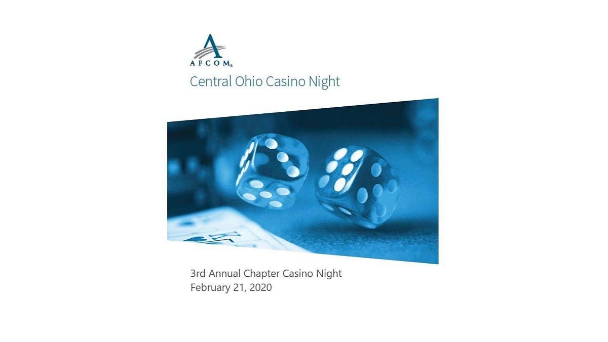 AFCOM Central Ohio 2020 Casino Night