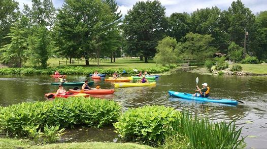 Lions Paws for Support Paddlefest