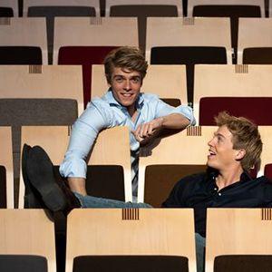 Arthur & Lucas Jussen  Muziekgebouw Eindhoven