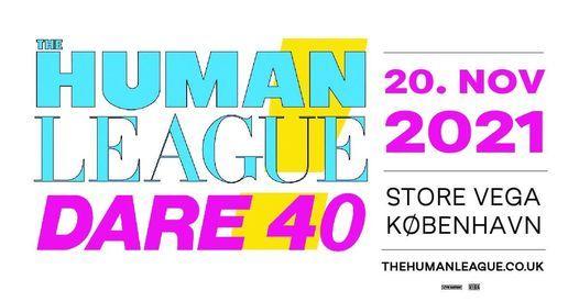The Human League - VEGA - Aflyst, 20 November | Event in Copenhagen | AllEvents.in