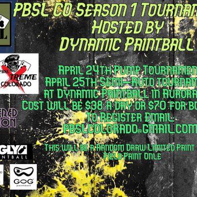 PBSL Colorado Season 1 Event 3