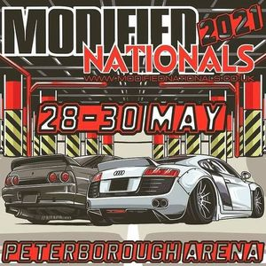Modified Nationals Stand 2021