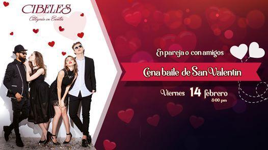 Cena Baile De San Valentín En Cibeles At Cibeles Eventos