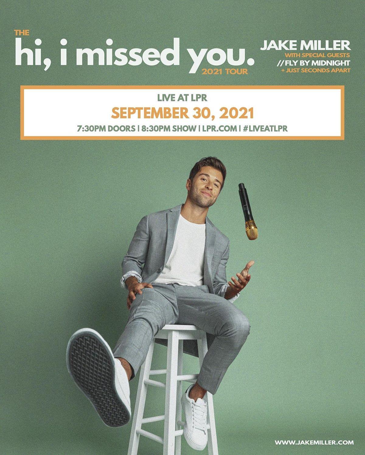 Jake Miller, 30 September | Event in New York | AllEvents.in