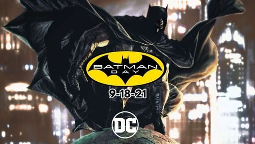 Batman Day 2021, 18 September | Event in Corpus Christi | AllEvents.in
