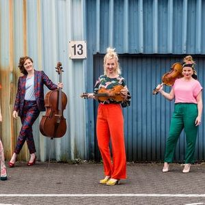 Ragazze Quartet  Muziekgebouw Eindhoven